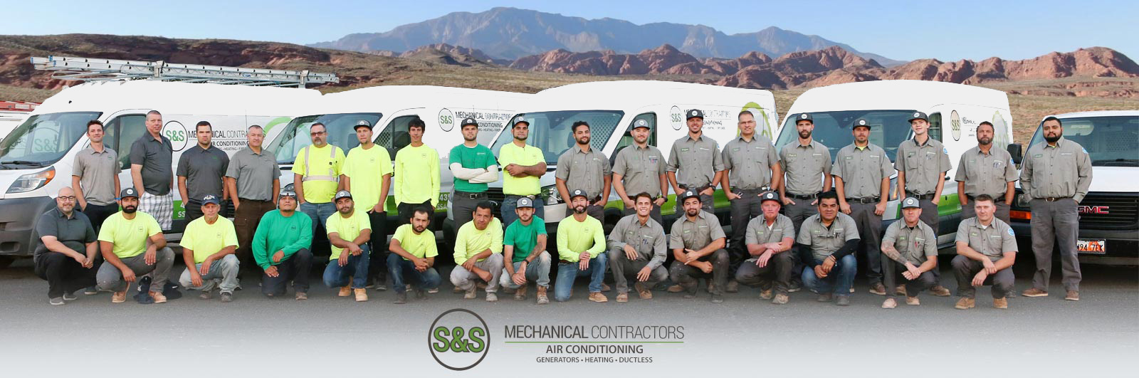 S&S Mechanical Team